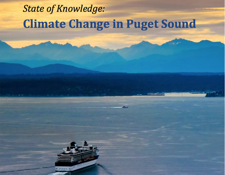 climate change in puget sound