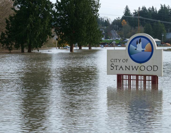 Climate Change Stillaguamish Watershed