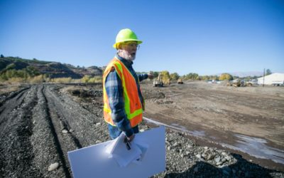 New Phase Begins in Ongoing Flood-Protection Effort Along Naches River